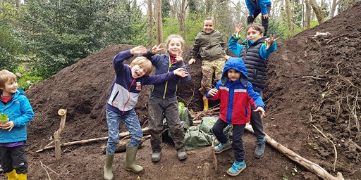 Forest School - 8th April 2020
