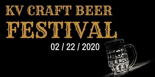 KV Beer Festival (VIP Session)