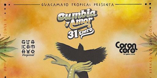 GUACAMAYO TROPICAL presenta: CORONCORO en concierto