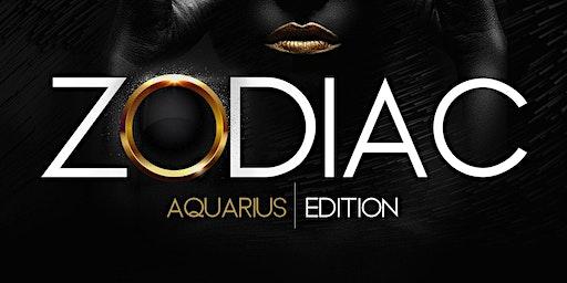 The ZODIAC ... AQUARIUS EDITION
