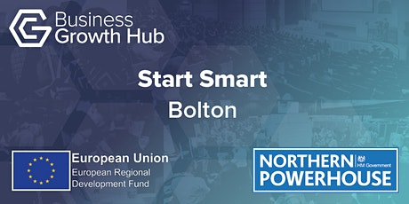 Grow Your Small Business - Start Smart Bolton tickets