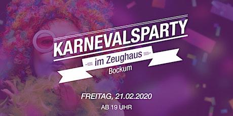 Karnevalsparty im Zeughaus Tickets