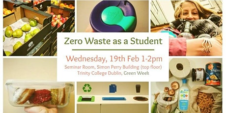 Zero Waste as a Student tickets