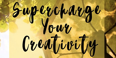 Supercharge Your Creativity tickets