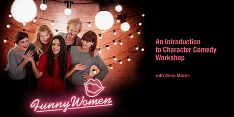 An Introduction to Character Comedy Workshop tickets