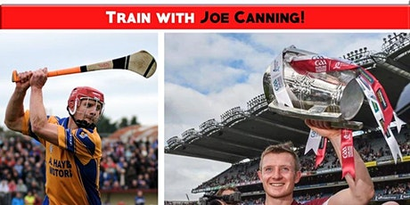 Train with Joe tickets