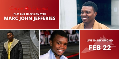 Convos On Cinema Presents: A Conversation with Marc John Jefferies tickets