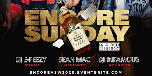 ENCORE SUNDAY - PREMIUM ALL-STAR WEEKEND FINALE PARTY