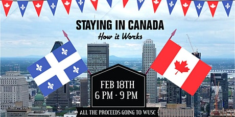 Staying in Canada: How it Works tickets