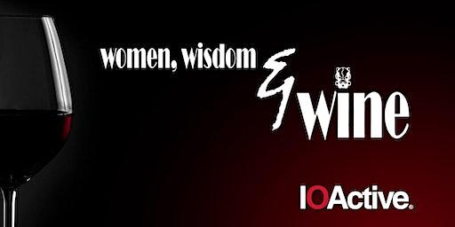 Women, Wisdom, & Wine - Featuring Christie Chaffee & WISPS