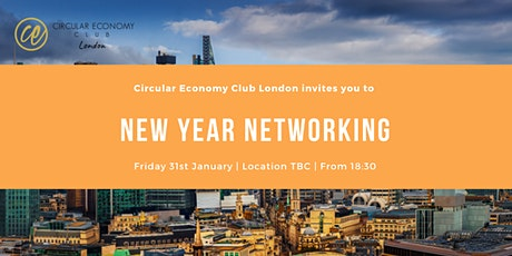 New Year Networking tickets