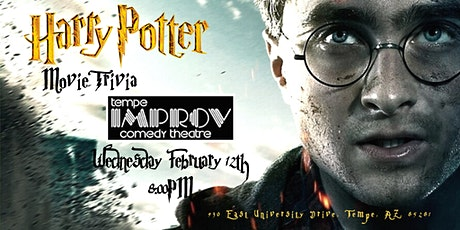 Harry Potter Movie Trivia at Tempe Improv tickets
