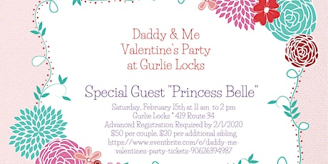 Daddy & Me Valentine's Party tickets