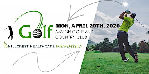 The First Annual Hillcrest Healthcare Foundation Golf Tournament