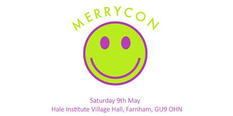 MERRYCON 5 - A family friendly boardgame convention tickets