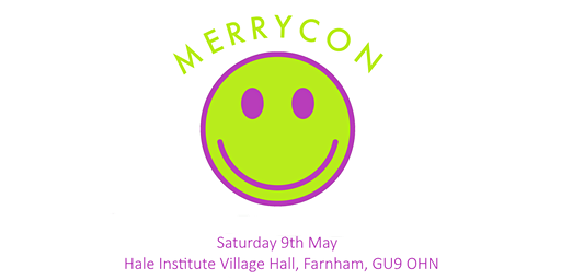 MERRYCON 5 - A family friendly boardgame convention