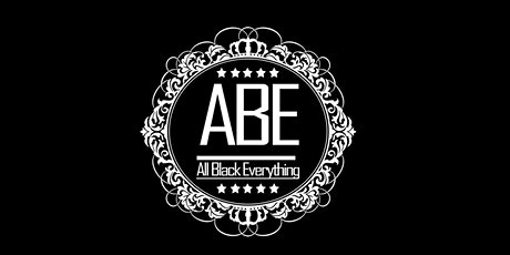 ALL BLACK EVERYTHING | ST CROIX tickets