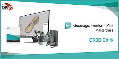 Geomagic Freeform Plus - Masterclass (Chirk) tickets