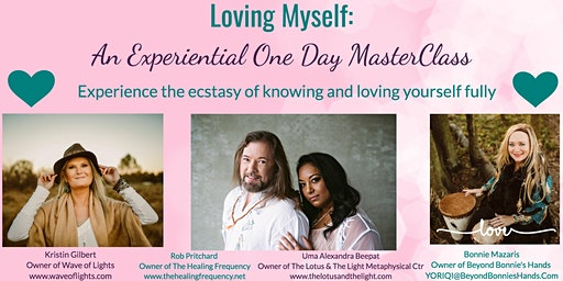 Loving Myself: An Experiential One Day Masterclass