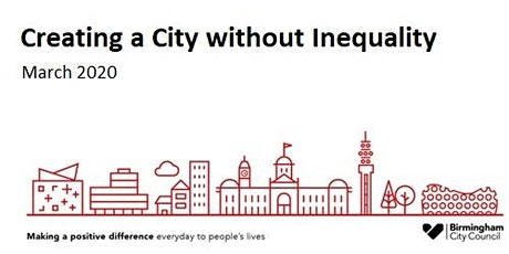 Creating a City without Inequality Workshop tickets