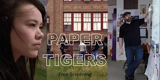 Paper Tigers documentary screening