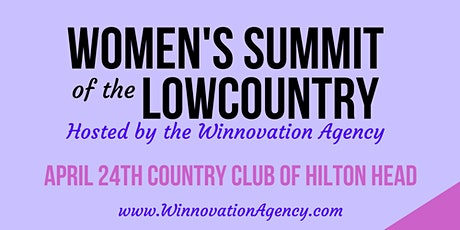 Women's Summit of the Lowcountry tickets