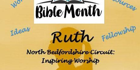 Bible Month 2020: Ruth tickets