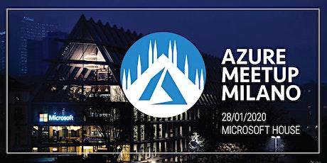 "Meetup ""Ignite Your Azure 2020"" biglietti"
