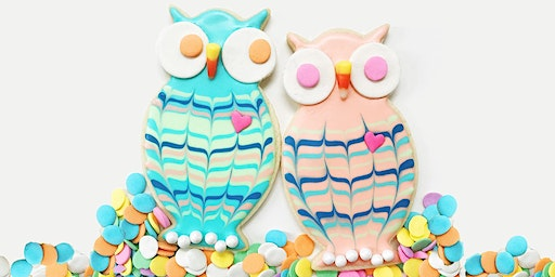 Lovebird House Cookie Decorating Workshop for Kids and Adults
