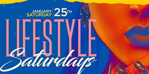 Lifestyle Saturdays at Jimmy's w/ Hennessy Open Bar