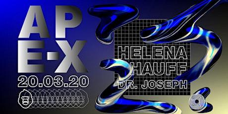 Helena Hauff & Dr. Joseph - Ape-X tickets