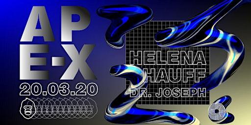 Helena Hauff & Dr. Joseph - Ape-X