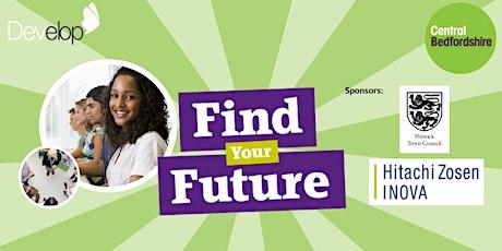 Find Your Future Employer Registration tickets