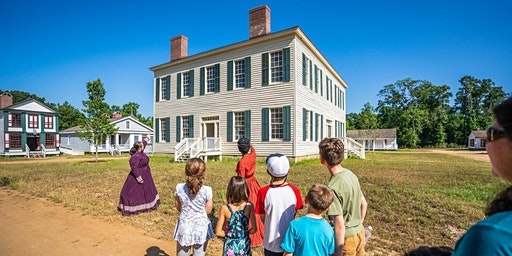 Photography Field Trip to Historic Westville