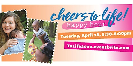 2020 Cheers To Life! -- Happy Hour tickets