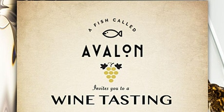 Wine Tasting with Pairings of Signature Hors d'oeuvres by Chef Kal tickets