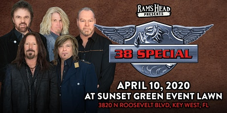 38 Special at The Sunset Green Event Lawn tickets