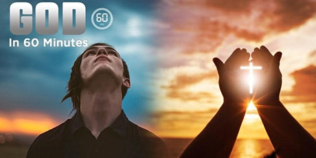 GOD IN 60 MINUTES tickets