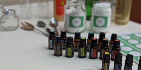 Essential Oils 101 – Natural solutions for your home  - SUNDAY tickets