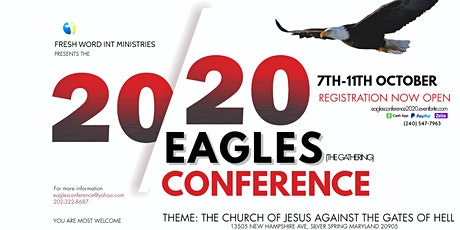 Eagle Conference 2020 tickets