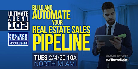 Ultimate Agent 102: Build and Automate Your Real Estate Sales Pipeline (NM) tickets
