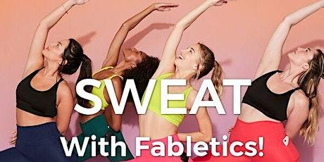 FREE Vinyasa Yoga with Collett @Fabletics tickets