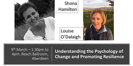 Understanding the Psychology of Change and Promoting Resilience tickets