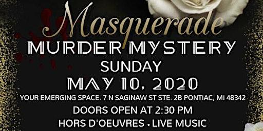 Masquerade Murder Mystery