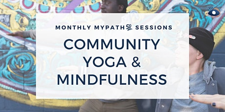 #MyPath50 Community Sessions: Inclusive Yoga and Mindfulness tickets