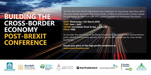CONFERENCE: Building The Cross-Border Economy Post-Brexit