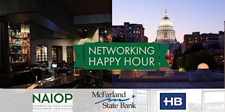 NAIOP Wisconsin Networking Happy Hour tickets
