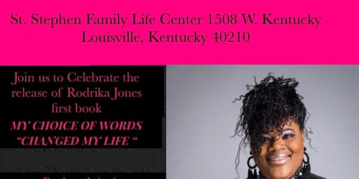 Rodrika Jones Book Release/ Signing