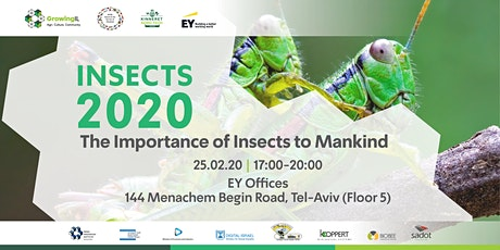 INSECTS 2020 tickets
