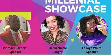 Houston Christian Millennial Showcase 2020 tickets